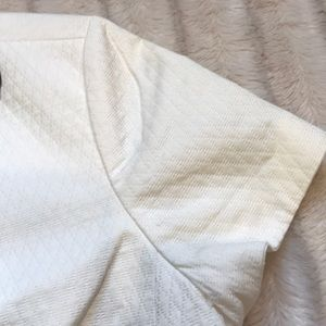 LOFT Jackets & Coats - NWT Ann Taylor Loft cream beaded jacket, size 6P.
